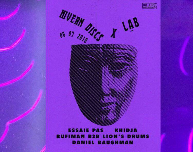 Hivern Discs x LAB